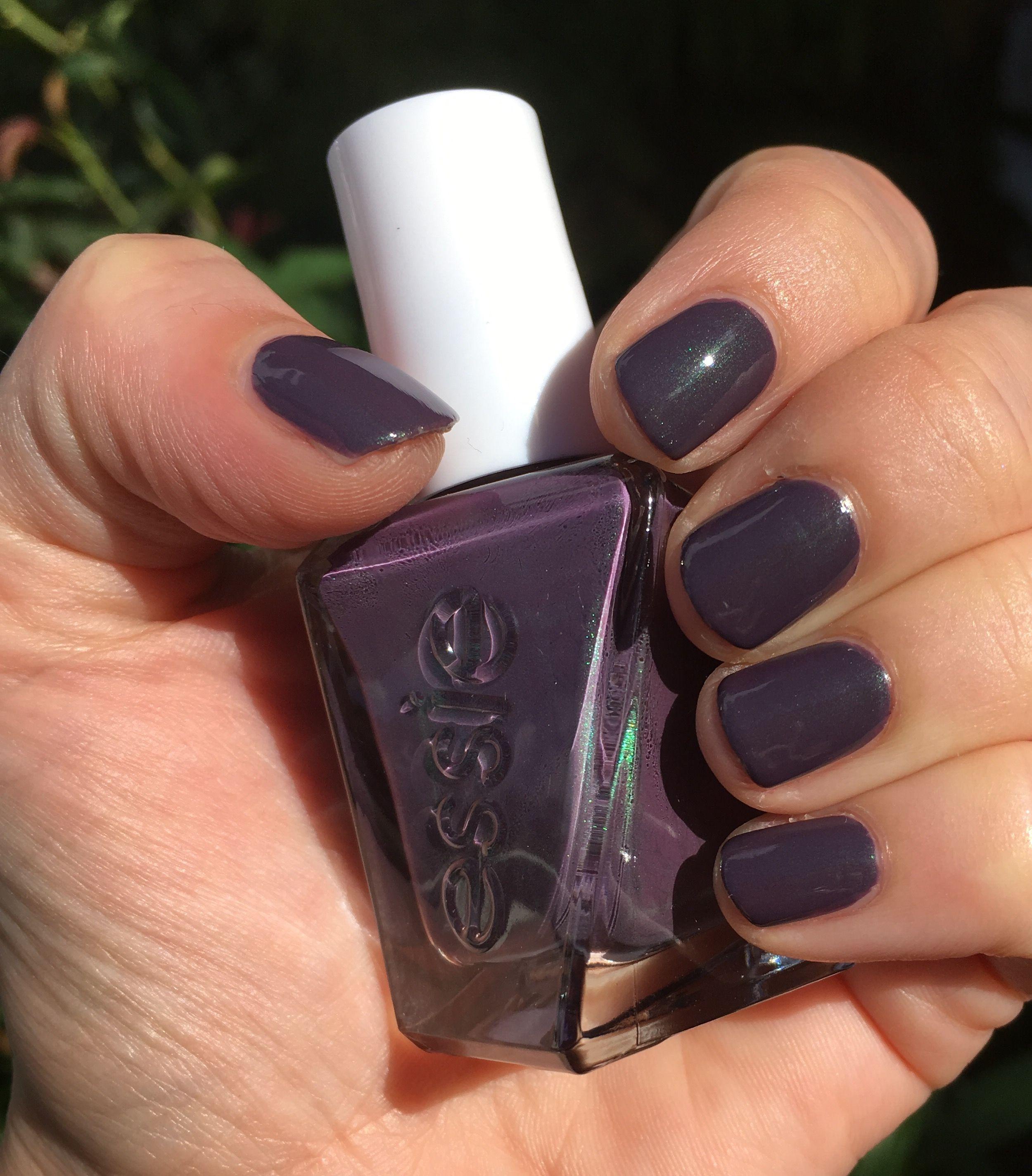 Essie Gel Couture: Twill Seeker | Uñas chulas | Pinterest | Esmalte ...