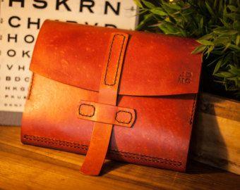 Handmade Leather Essential Oil Holder van JDMCleatherworks op Etsy