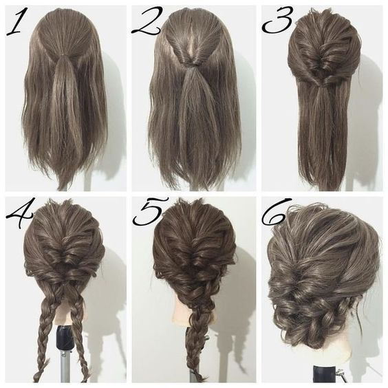 30 Ideas For Beautiful Hairstyles
