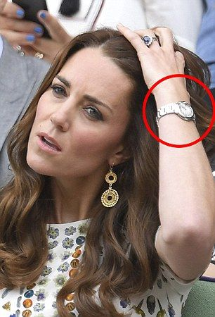 Pippa Shows Off 14 500 Cartier Watch Kate S Got The Cheaper
