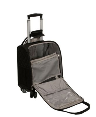 0677f354b Rockland Melrose Wheeled Underseat Carry-On Spinner in 2019 ...
