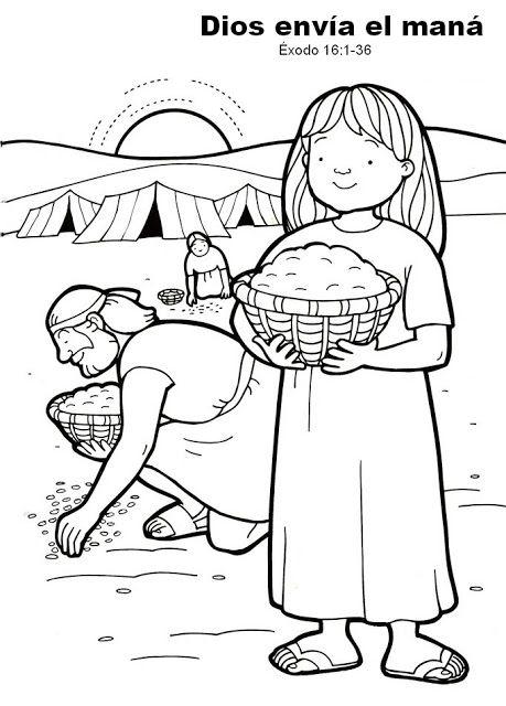 Pin by Margarita Crespo Larrain on Biblia para pintar