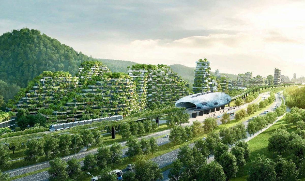 New 'Forest City' Will Make You Rethink Urban Cities When China decides to do something, the country can be incredibly agile and quick in implementation. One example is the construction of a
