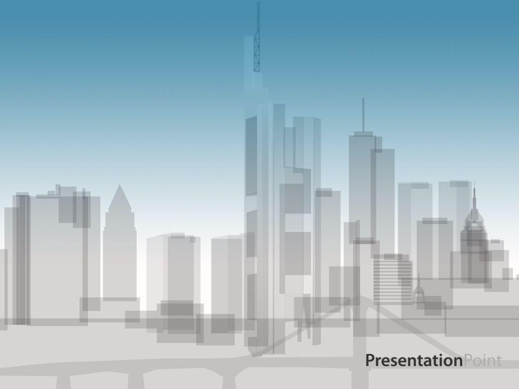 Skyline Animation Skyline Animation Animation Background