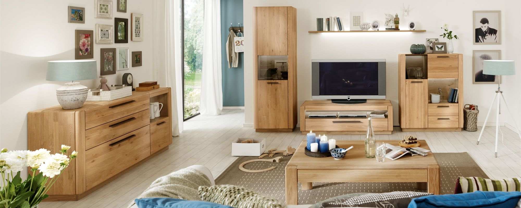 Hartmann RIKA solid wood furniture model series | Modular Euro ...