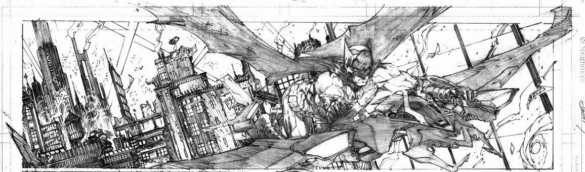 Batman by Brett Booth