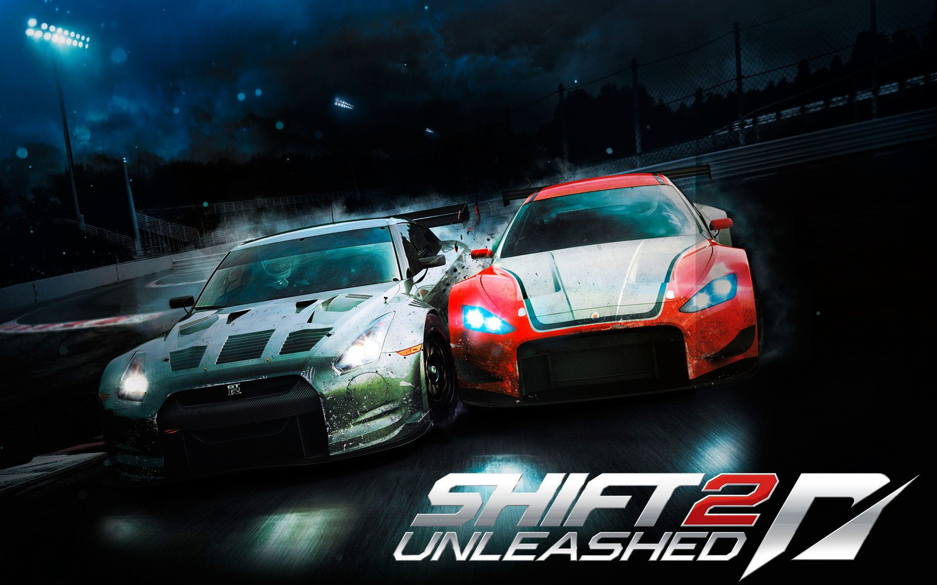 10 best car racing games need for speed shift 2 unleashed
