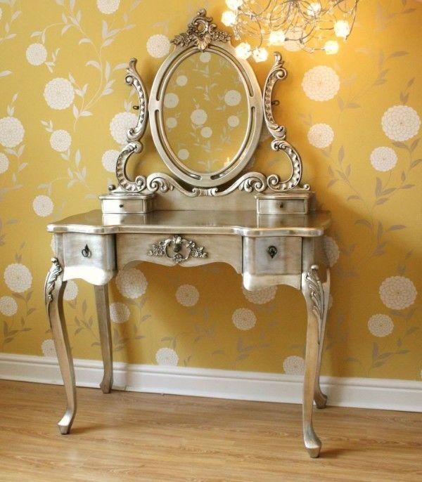 tocadores antiguos … | Muebles renovados | Pinterest | Tocador ...