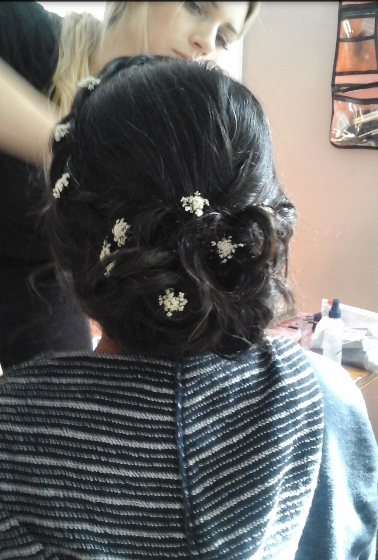 Danielle hair makeup saint albans vermont upstate ny