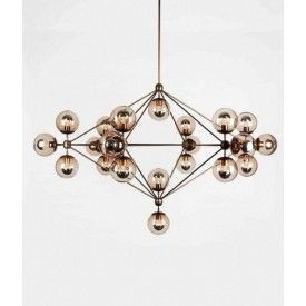 Popel 21 Light Ceiling Fixture