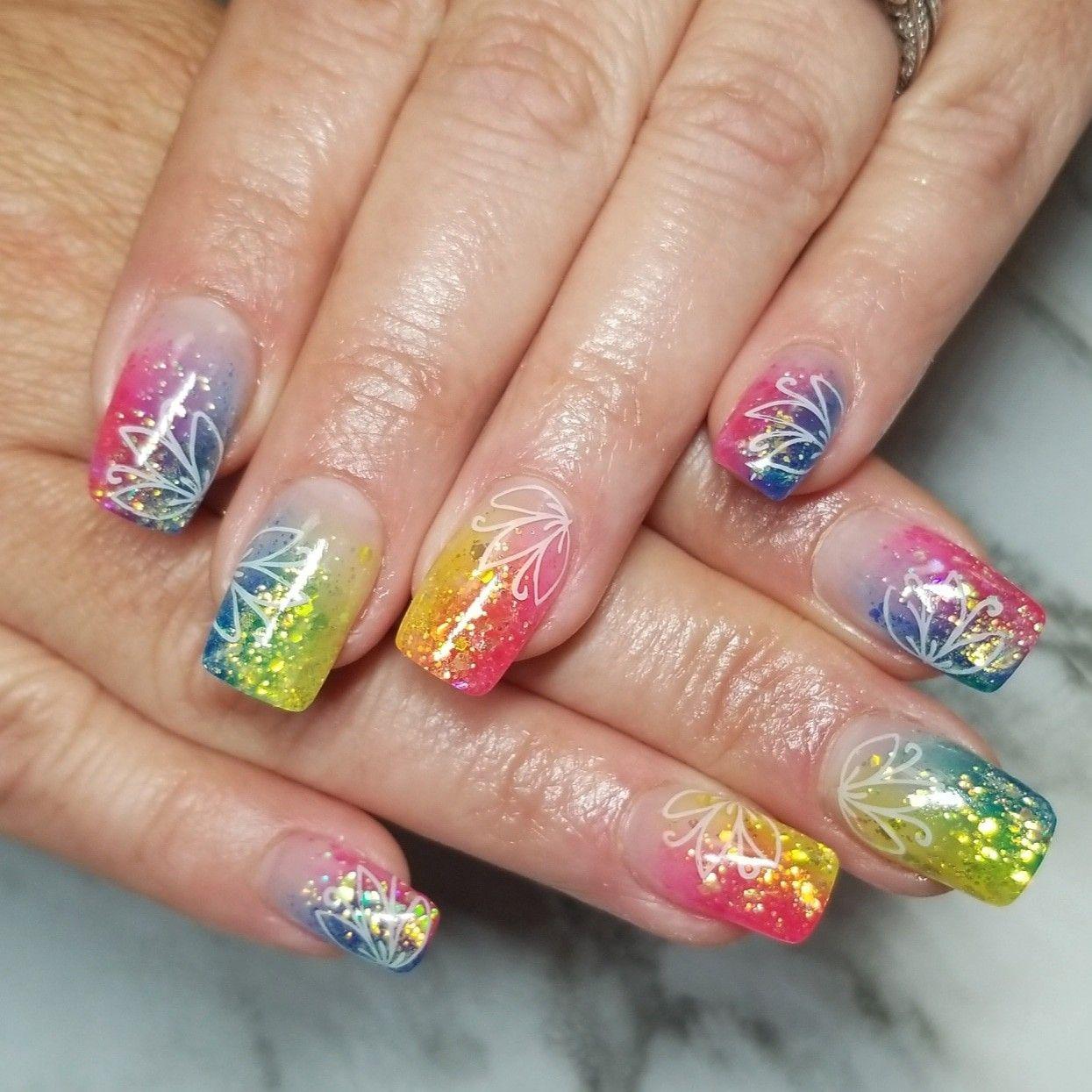Pin by sabrina huemiller on Nails in 2019   Nails, Light