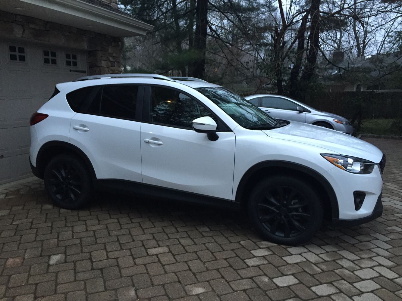 Mazda Cx 5 Grand Touring With Black Plasti Dip Rims With Images