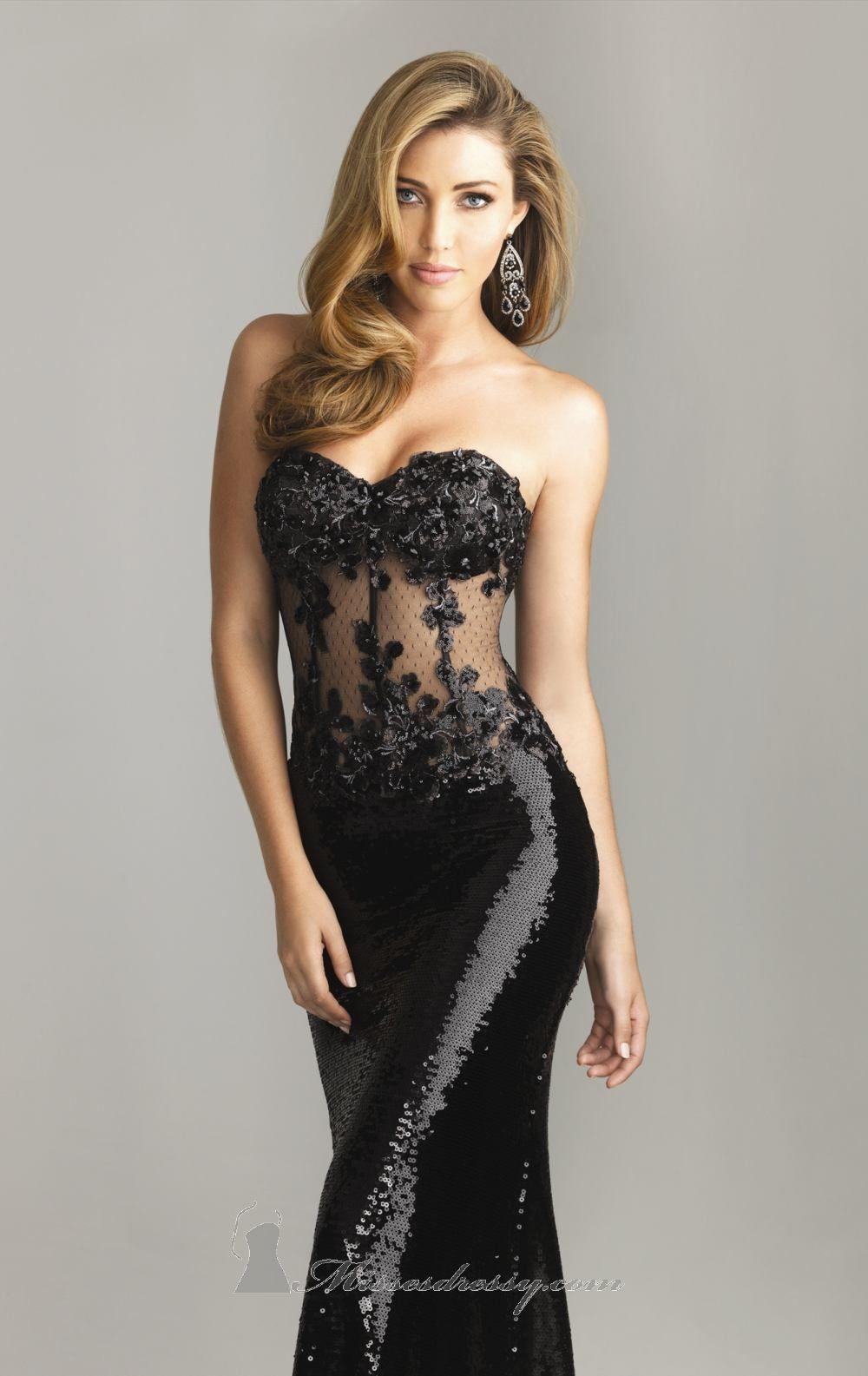 e46dceef2c02 18 Stunning Evening Gowns - Fashion Diva Design   Dress Me Up: Night ...