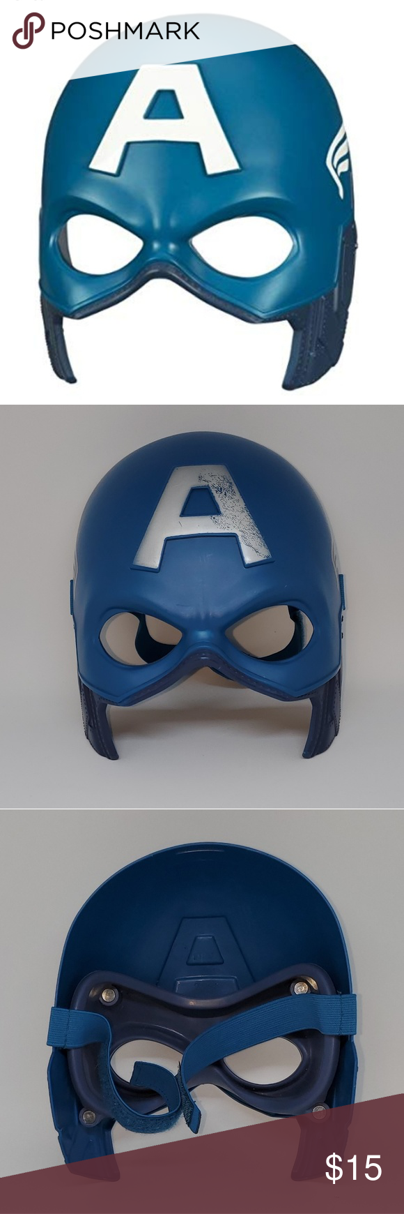 Marvel Avengers Captain America Mask Captain America Mask Marvel Captain America Captain America