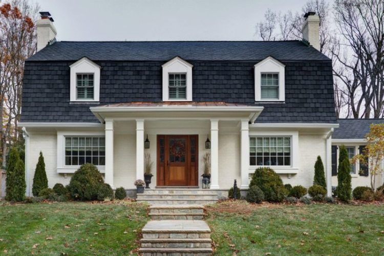 Best Mansard Roof Definition And Advantages Mansard Roof 400 x 300