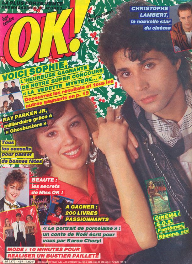 Ok - 1980 - 1989 - Magazines - Magazines - Forums