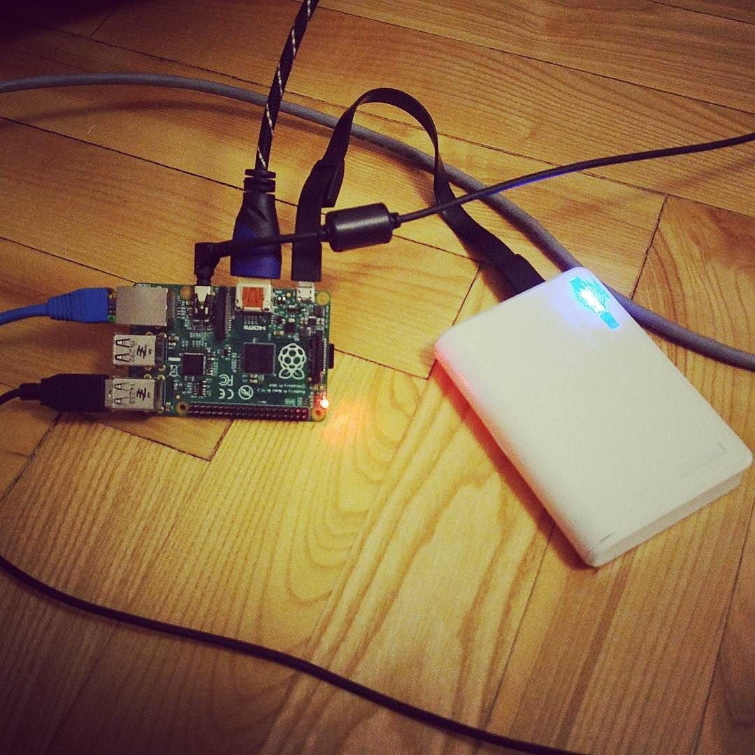 Something we loved from Instagram! # raspberry #pi #raspberrypi by bielskimarc Check us out http://bit.ly/1KyLetq