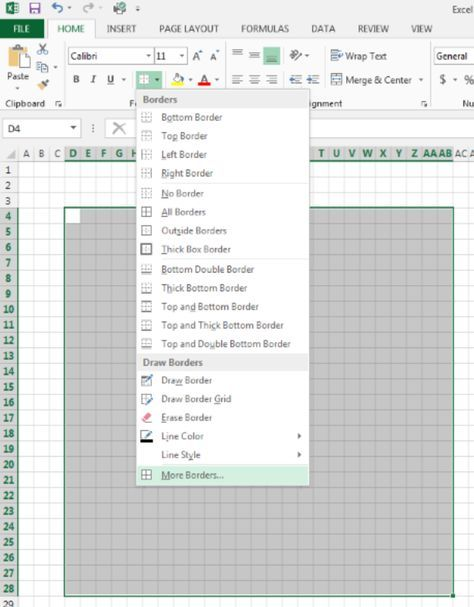 How to use excel to make your own crochet graphs for graphgans