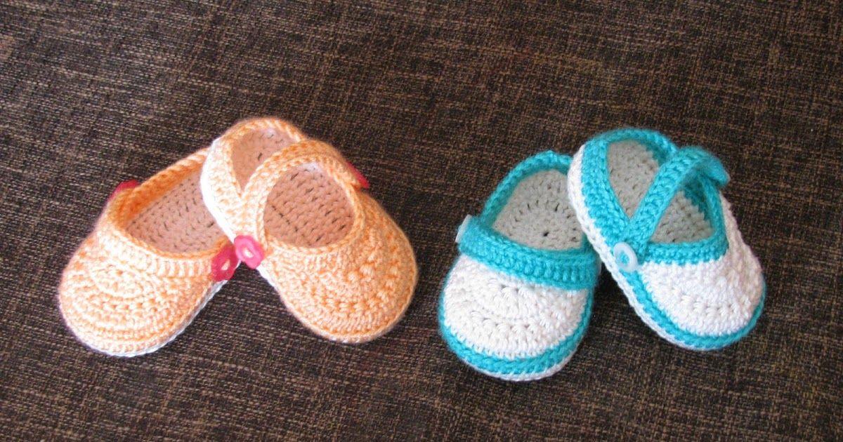 Przybywam Do Was W Koncu Ze Schematami Bejbikowych Bucikow Przyznam Sie Szczerze Ze Rysowanie Schematow Przysporzylo Mi S Baby Shoes Womens Flip Flop Crochet