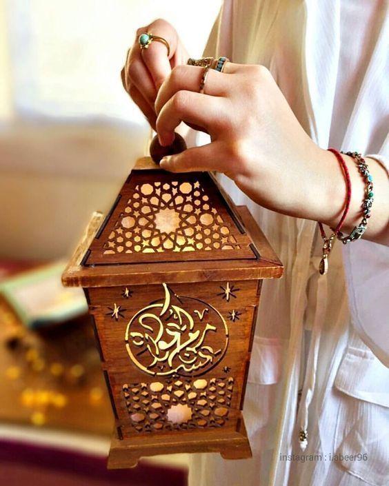 خلفيات بنات حاملة فانوس رمضان 2019 فوتوجرافر Ramadan Kareem Decoration Ramadan Lantern Ramadan Crafts