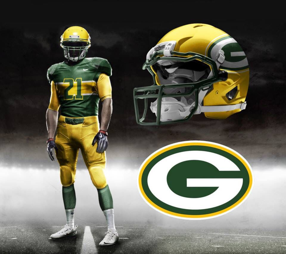 My Green Bay Packers Concept Football Helmets Green Bay Packers Professional Football