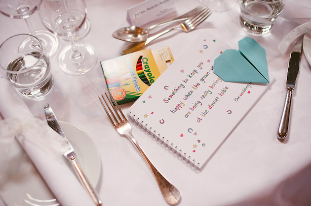 activity books for the kids at the wedding ~ available from www.theweddingofmydreams.co.uk