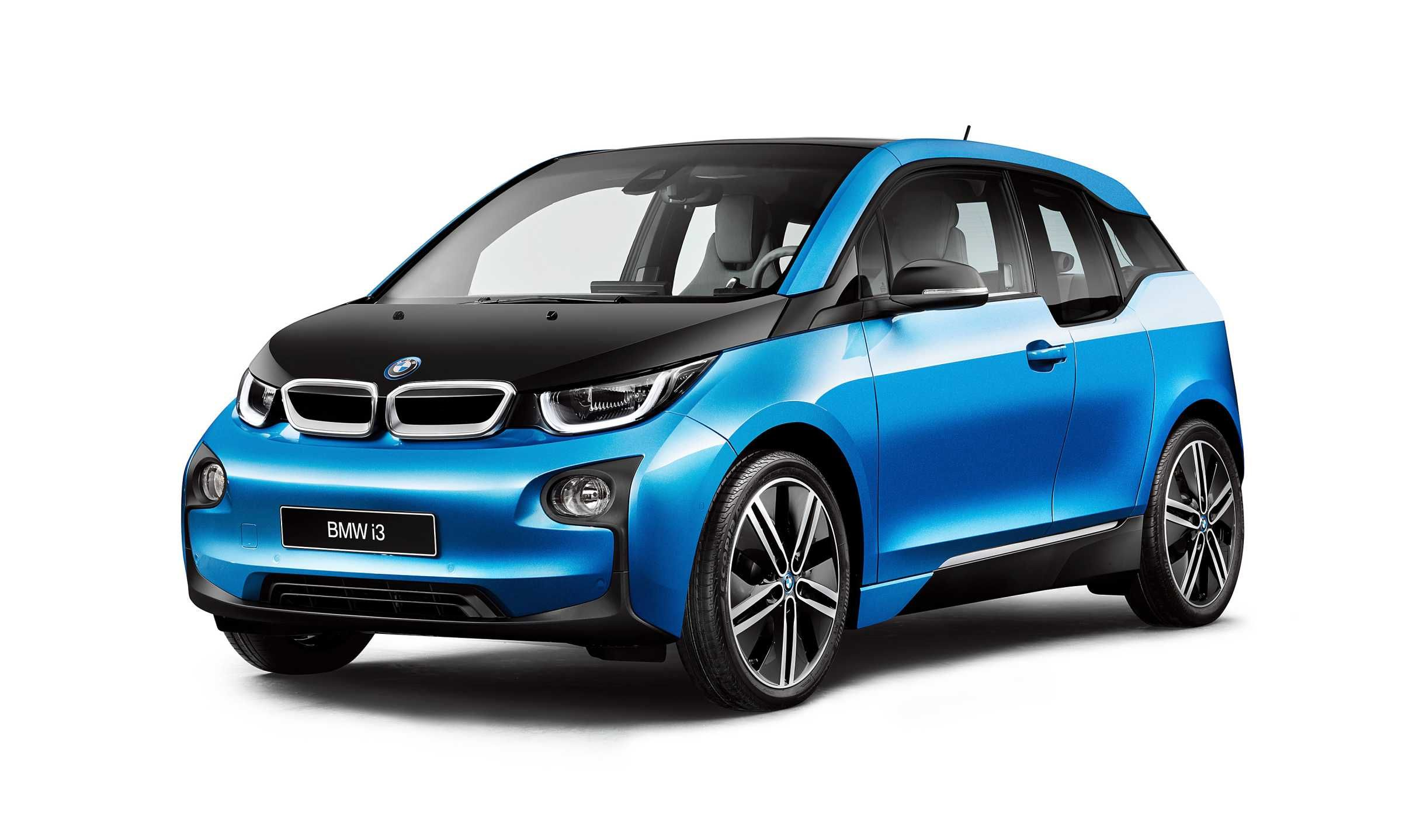 Bmw Gives The I3 A Big Boost In Battery Capacity Bmw I3