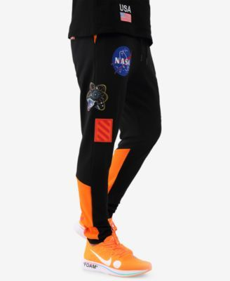 0519caace0 Hudson Nyc Mens Space Suite Joggers - Black XXL | Products | Hudson ...