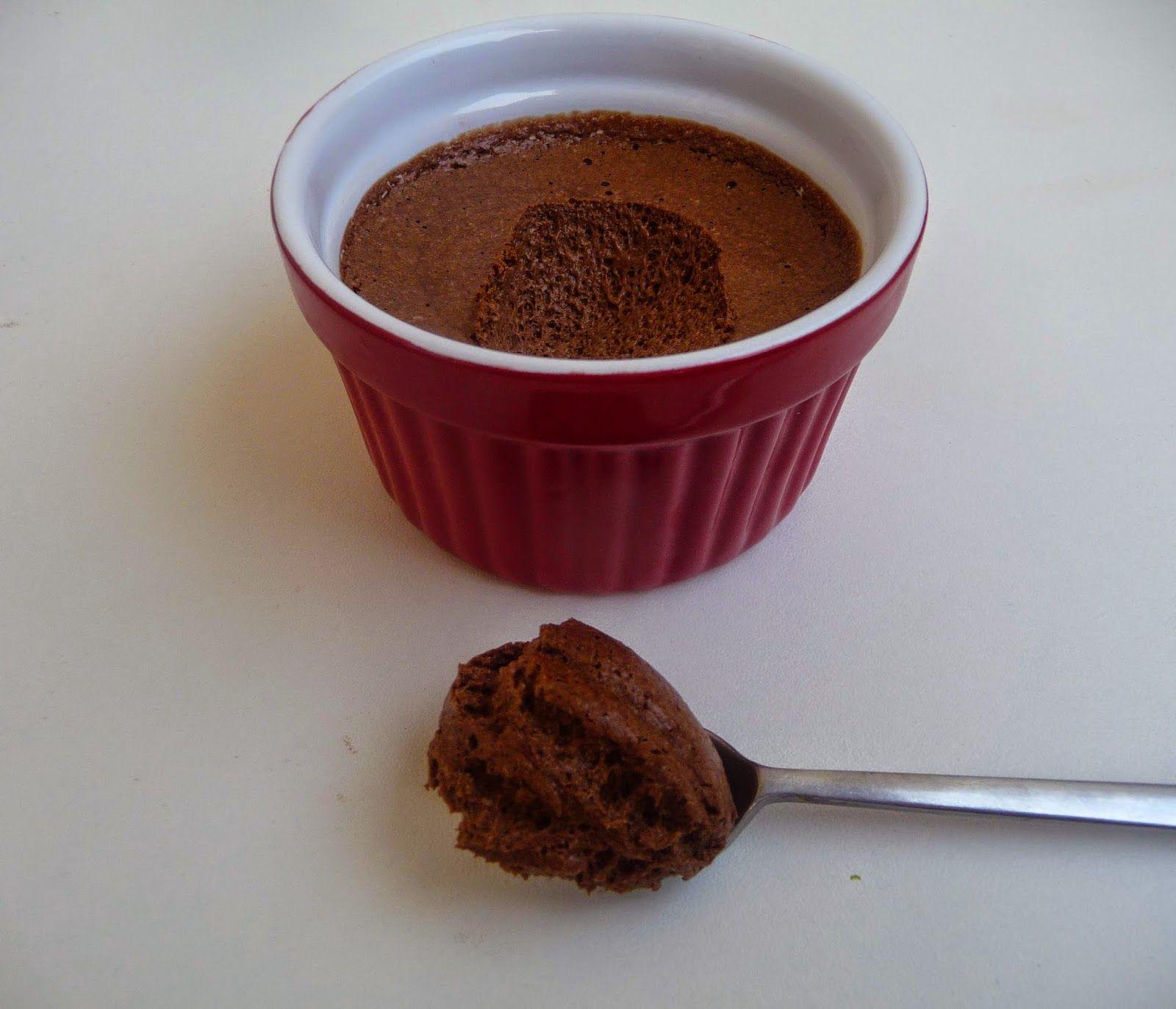 Mousse noix de coco chocolat