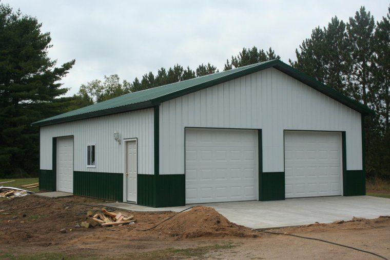 BARN GARAGE PLAN POLE « Floor Plans Pole barn homes