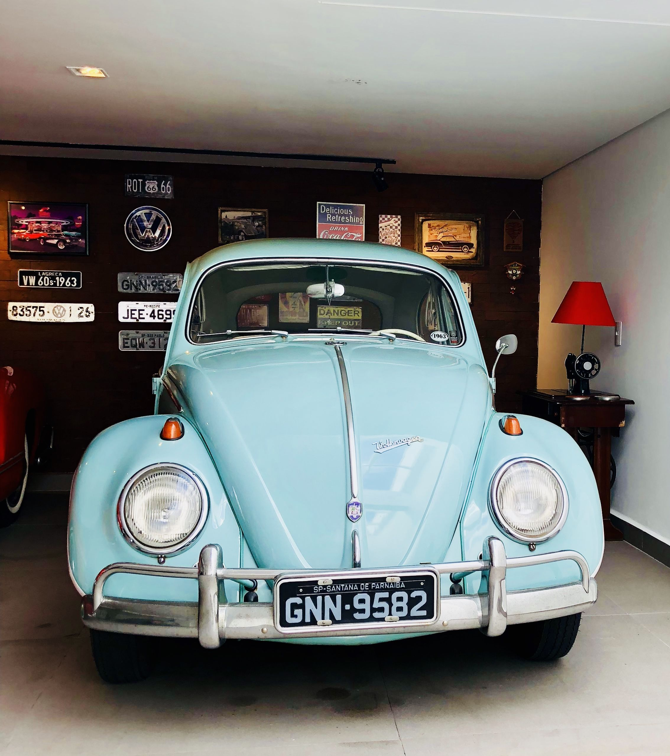 Fusca 1963 Azul Pastel Brasil With Images Dream Cars Vw