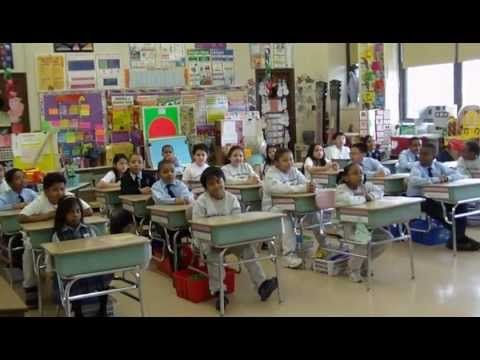 Our Lady Of Lourdes Third Grade Propagation Of Faith Play Songs