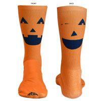 Lacrosse Sublimated Mid Calf Socks. Fun Halloween Socks for Lax Girls! LuLaLax.com