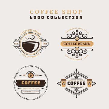 Coffee Logo Collection Free Logo Design Template Logo Design Free Templates Coffee Logo Logo Design Free