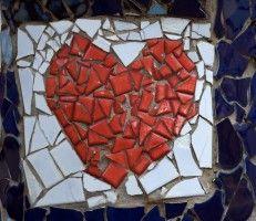 Broken Heart Tile Image
