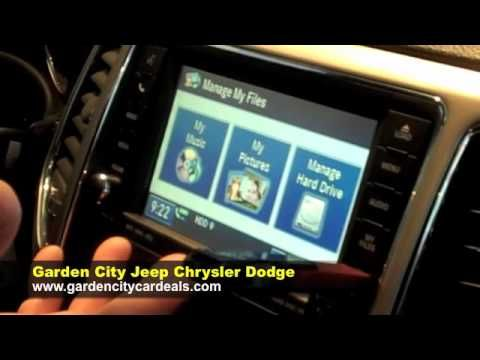 How To Download To Your Hard Drive Grand Caravan Chrysler 2008 Jeep Grand Cherokee