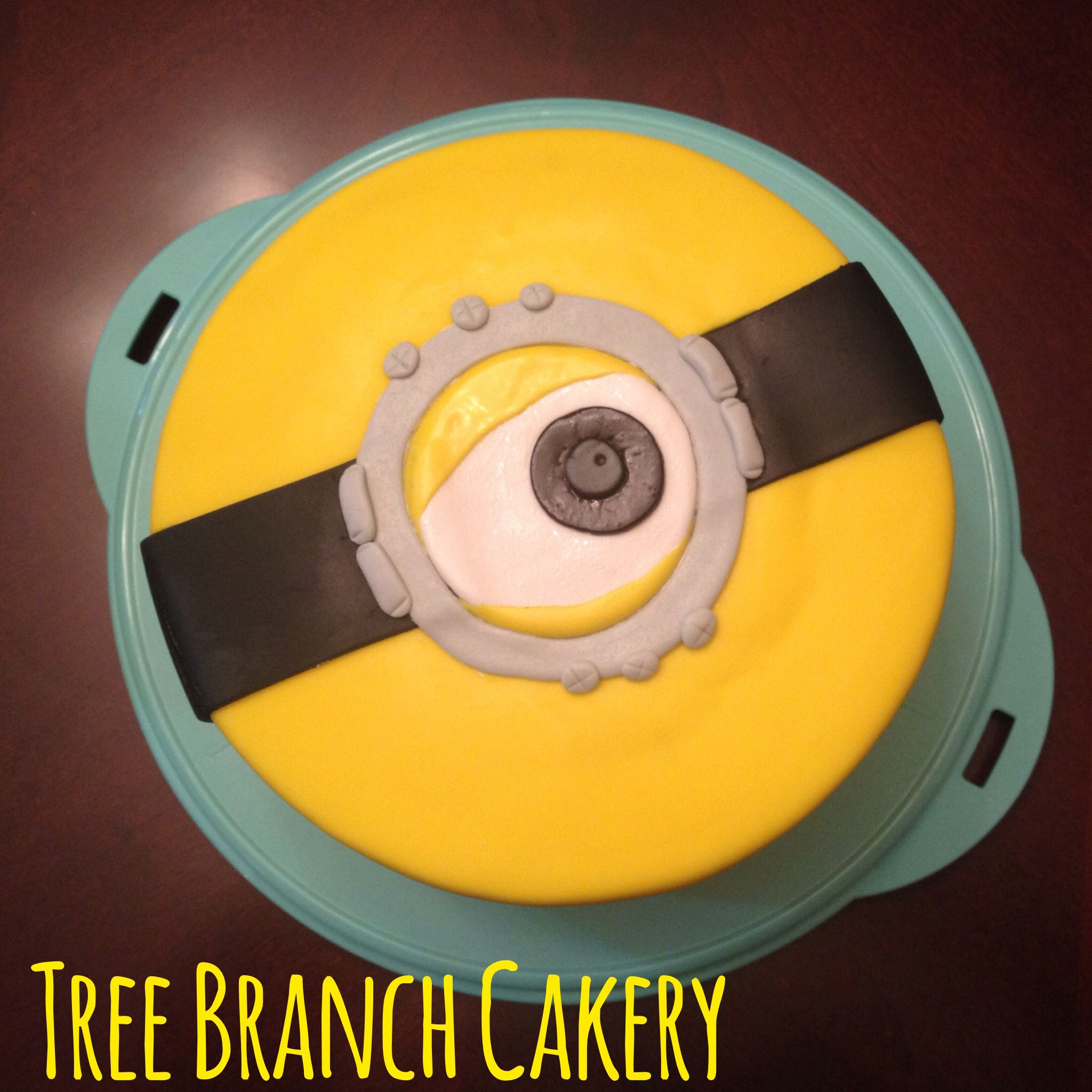 #treebranchcakery #minion #minionbirthday