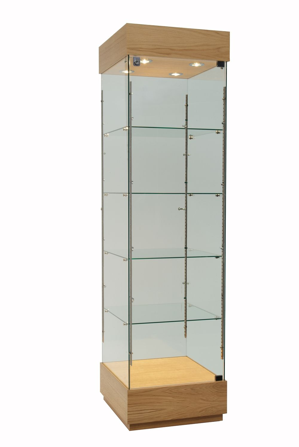 Awesome A Beautifully Designed Frameless Slimline Glass Display Download Free Architecture Designs Embacsunscenecom