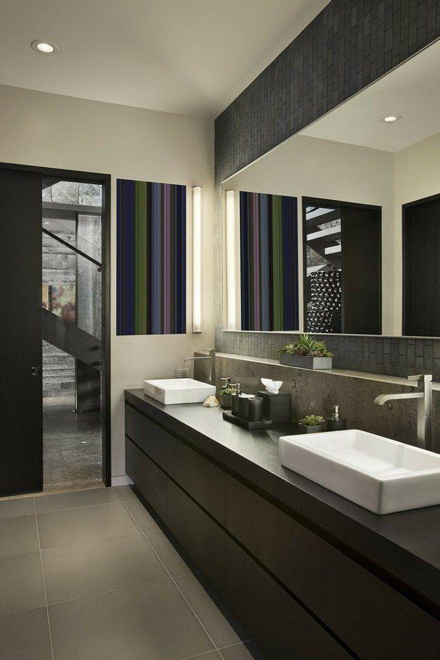 100 Deko-Ideen für das moderne Badezimmer Badezimmer Pinterest