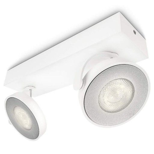 Philips Clockwork 531723116 Spot Wit Plafondlamp Lampen Verlichting