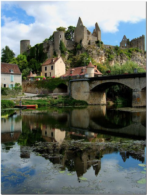 Angles-sur-L'Anglin, Vienne