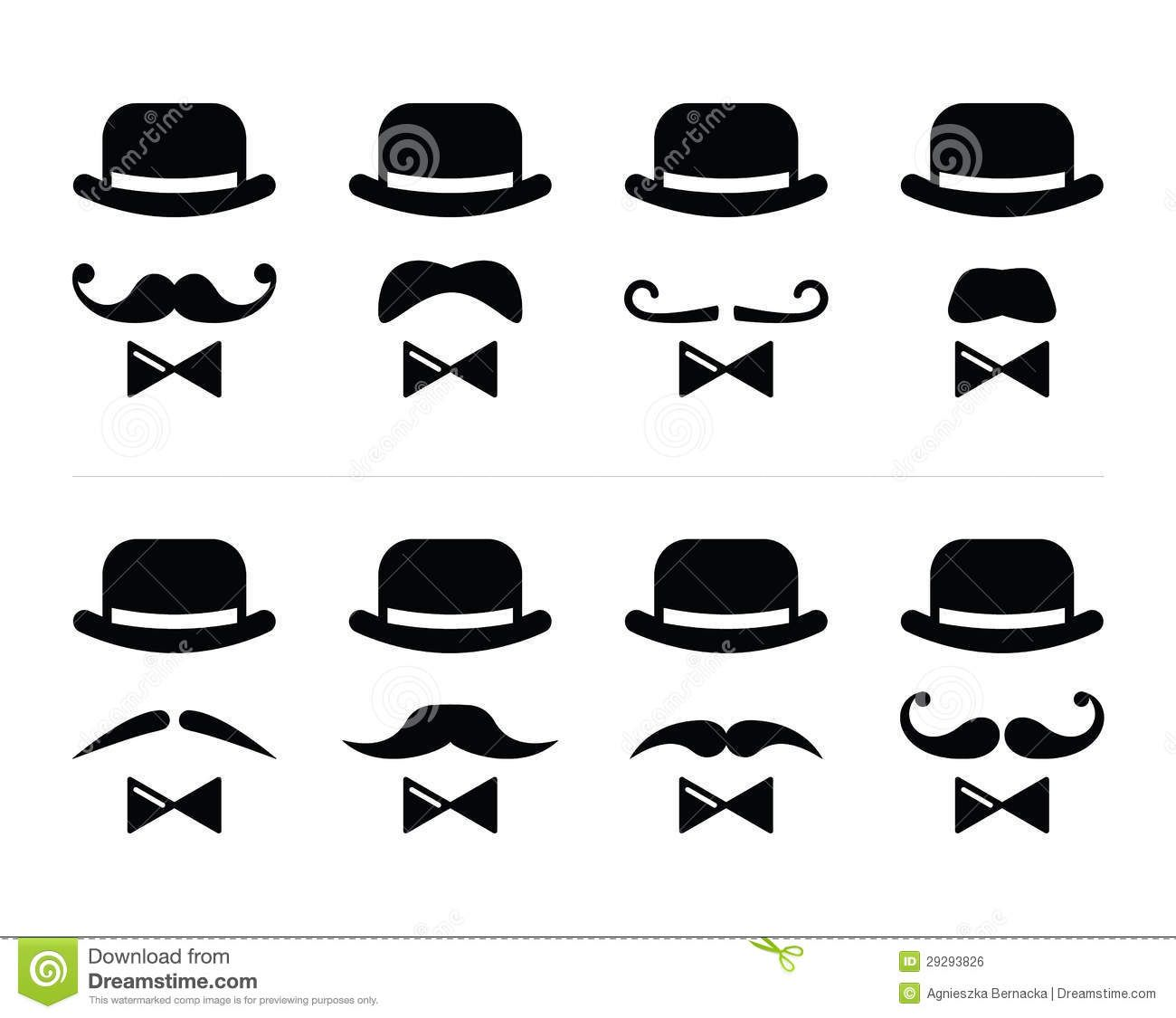 0d4eba8a2474 bow tie clipart - Google Search | DIY gifts | Mustache pictures ...