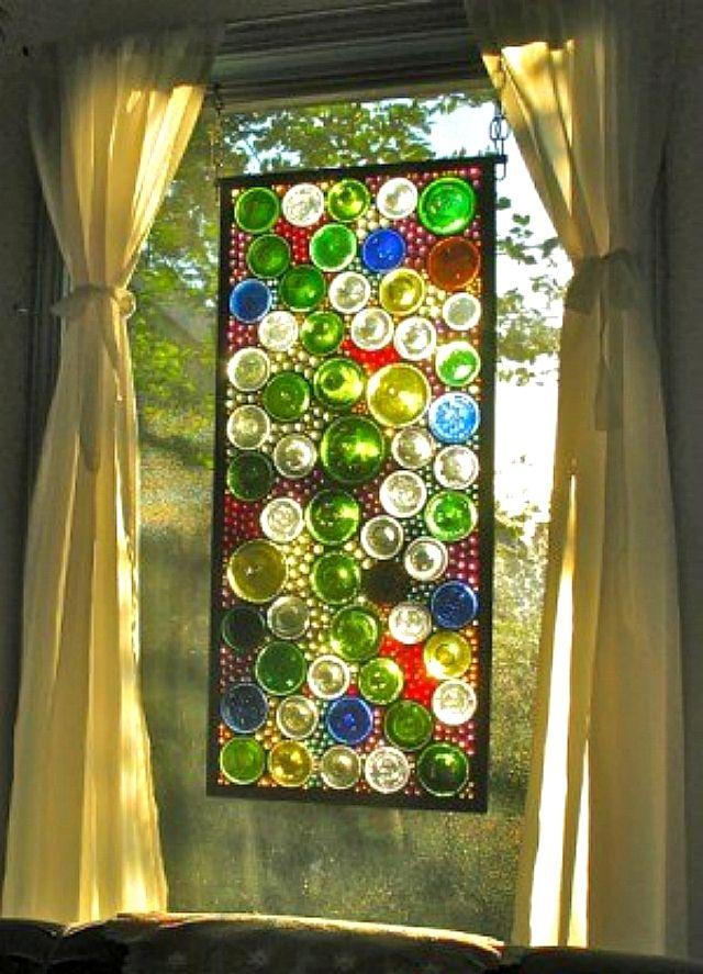 8 id es originales pour transformer une bouteille en objet de d co comment recycler bouteille - Decouper une bouteille en verre ...