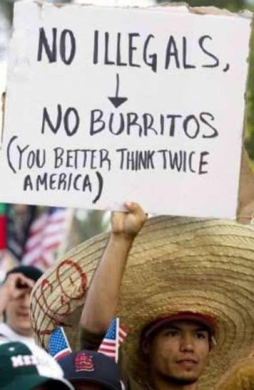 Mmmmmmm!  Burritos!