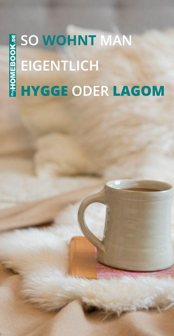 """Wie wohnt man eigentlich """"hygge"""" oder """"lagom""""?"""