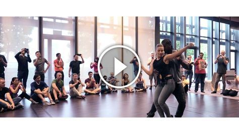 You ask how sensual Kizomba can be? Today we have a very touching and romantic Kizomba workshop demo video from Enah & Carolina.