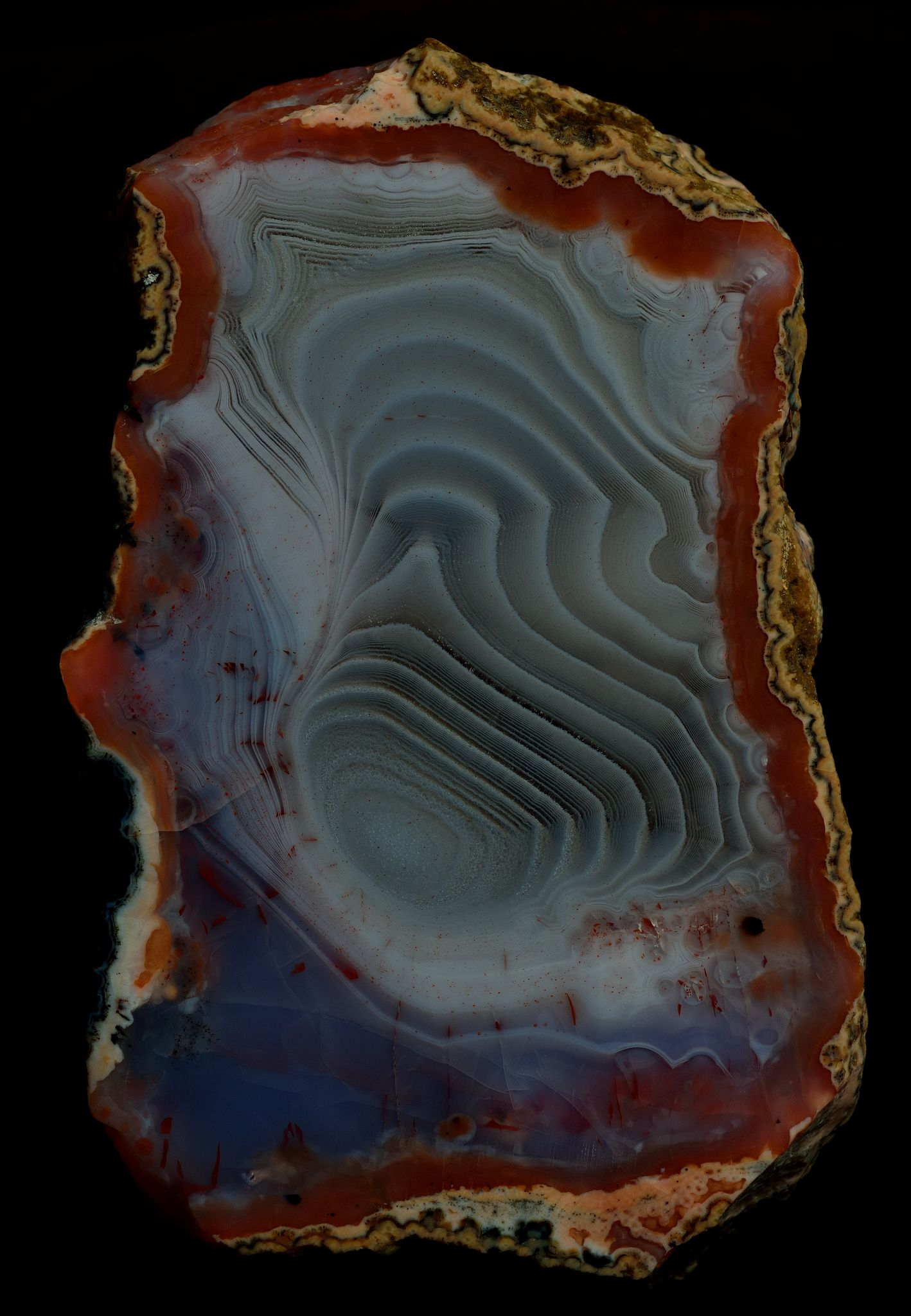 Berber Agate | par Wood's Stoneworks and Photo Factory