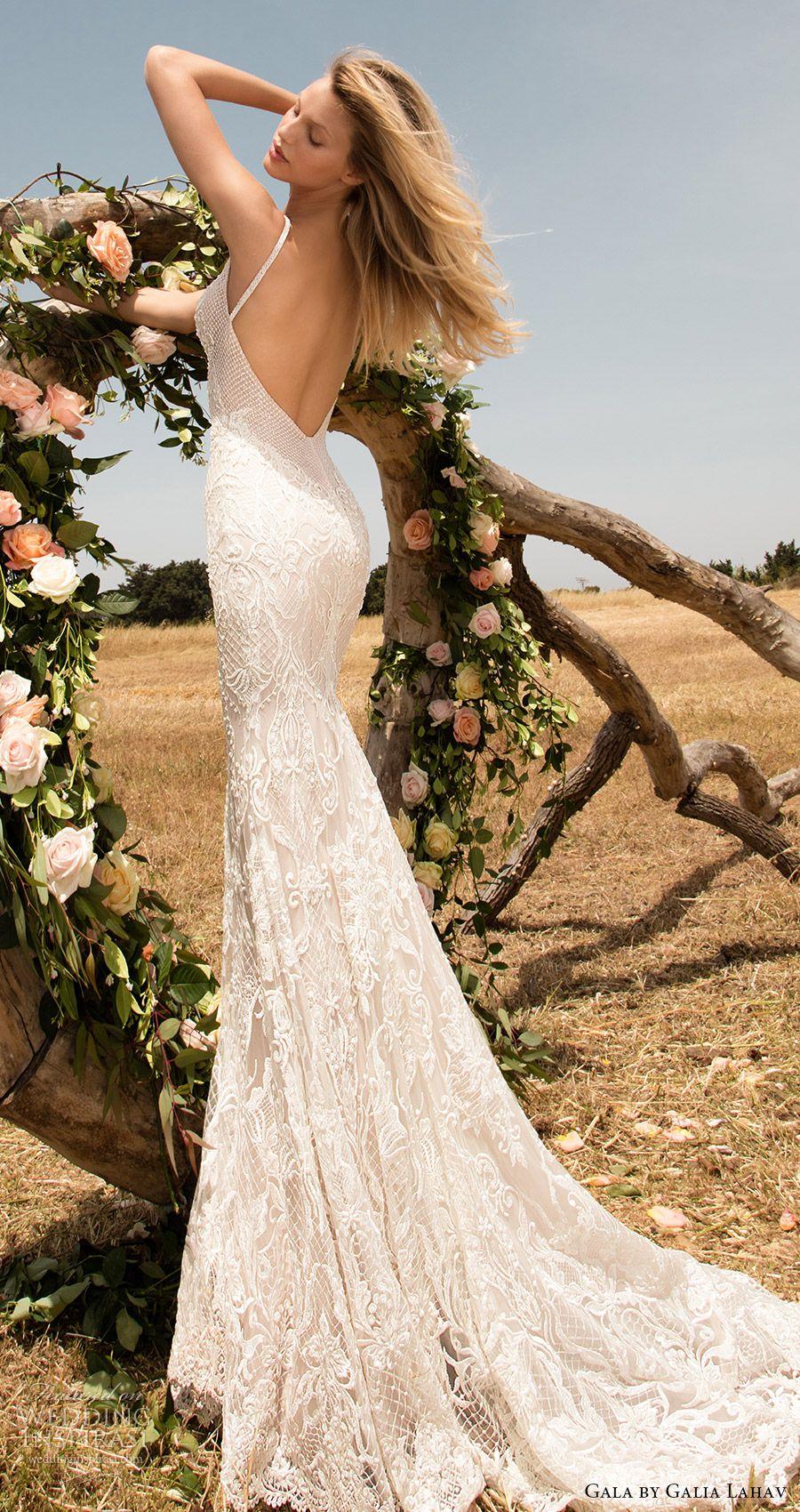 Wedding dress without train  Gala by Galia Lahav Spring  Wedding Dresses u GALA No II Bridal