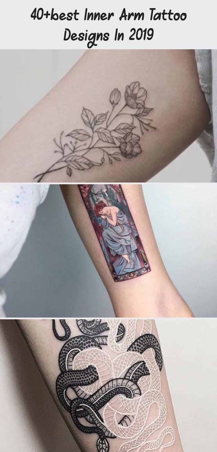 40 Best Inner Arm Tattoo Designs In 2019