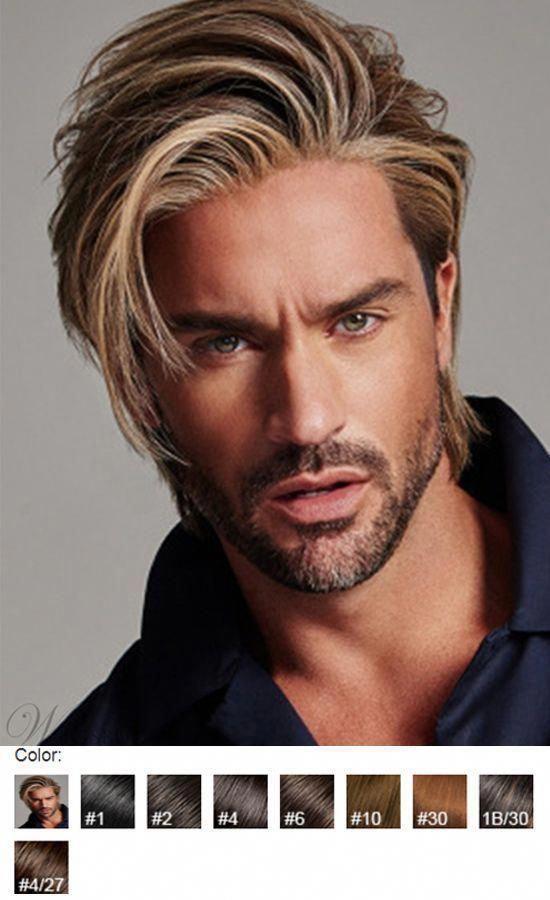 Awesome Hairstyles Medium Mediummenshairstyless Mens Pelo Largo De Hombre Estilos De Cabello Hombre Peinados De Hombre